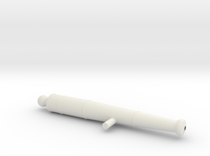 Medieval Cannon 3d printed