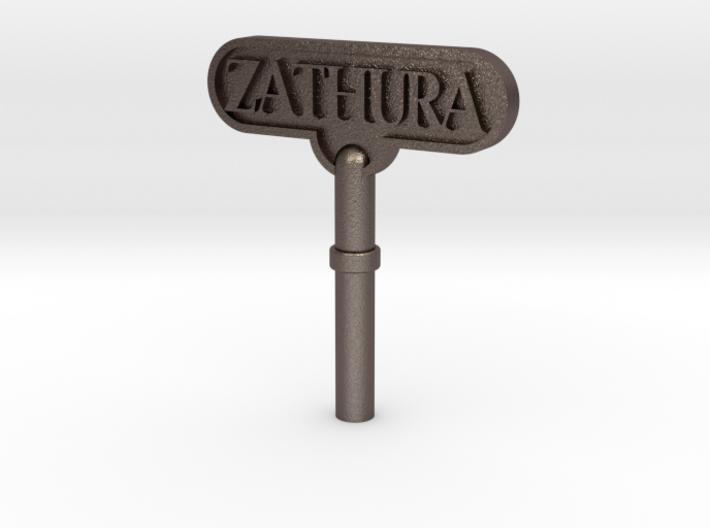 Zathura key 3d printed