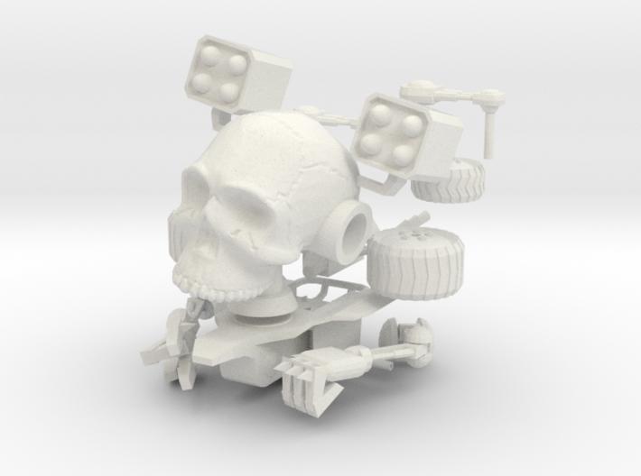 Punchy -Metalhead Kit v1c 3d printed