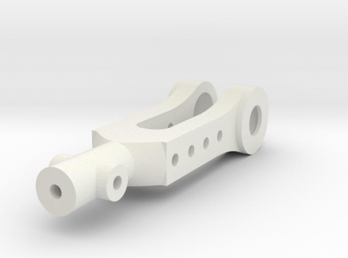 CV4-flyrod_holder_x 3d printed