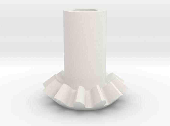 CV4-tail_miter 3d printed