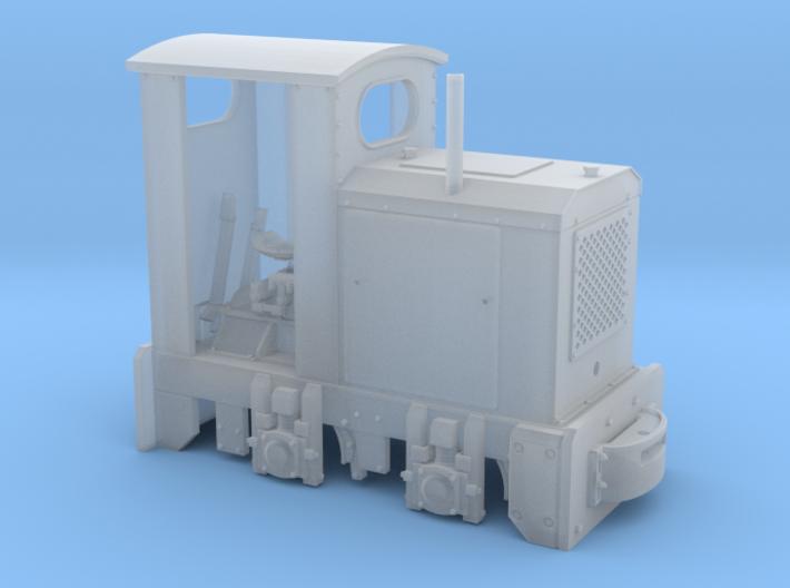 Feldbahn O&K MD2 1:27,5 3d printed