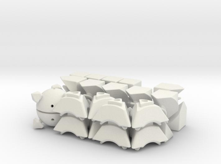 Redi Cube 3d printed