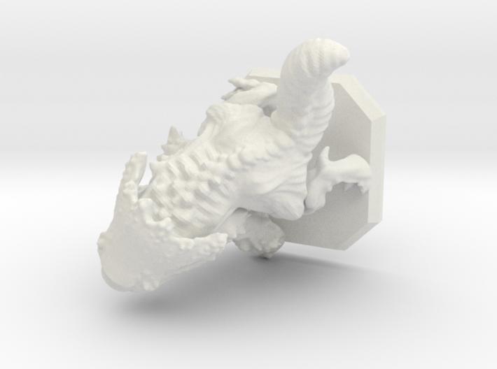 Chaos elemental miniature 3d printed