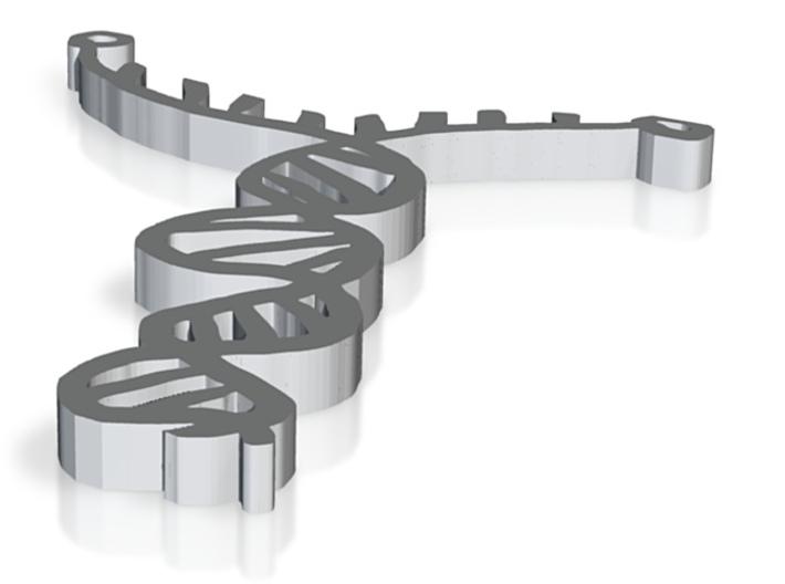 DNA rep 3d printed