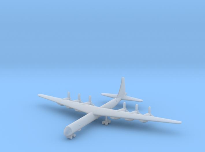1/700 Convair B-36 Peacemaker 3d printed