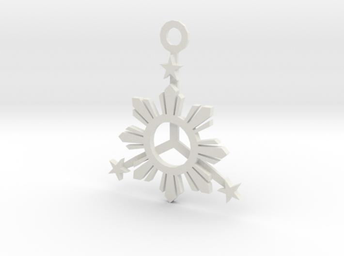 Sun_Star_Final_003_loop.dae 3d printed