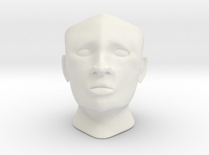 Gyro head c 3d printed