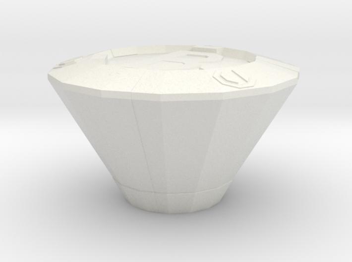 Smart Bomb 3d printed