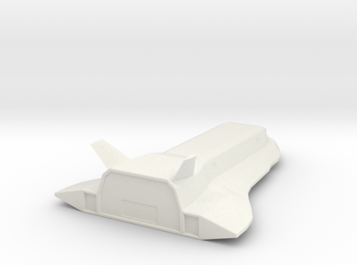 ISS Angel's Share 3d printed