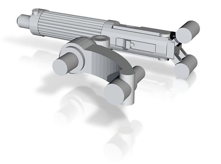 Vickers Mk-1 Machine Gun 3d printed