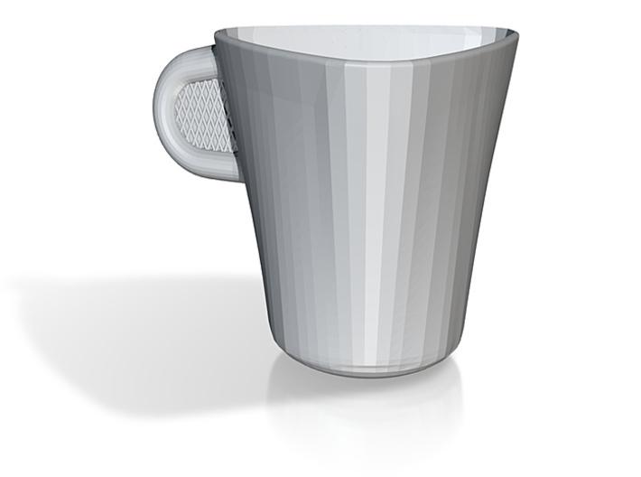 Cappuccino 3d printed