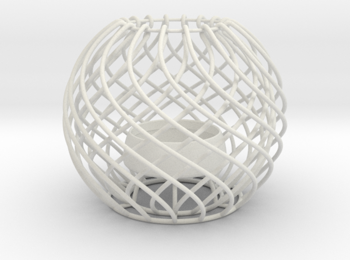 Tea Light 2 3d printed