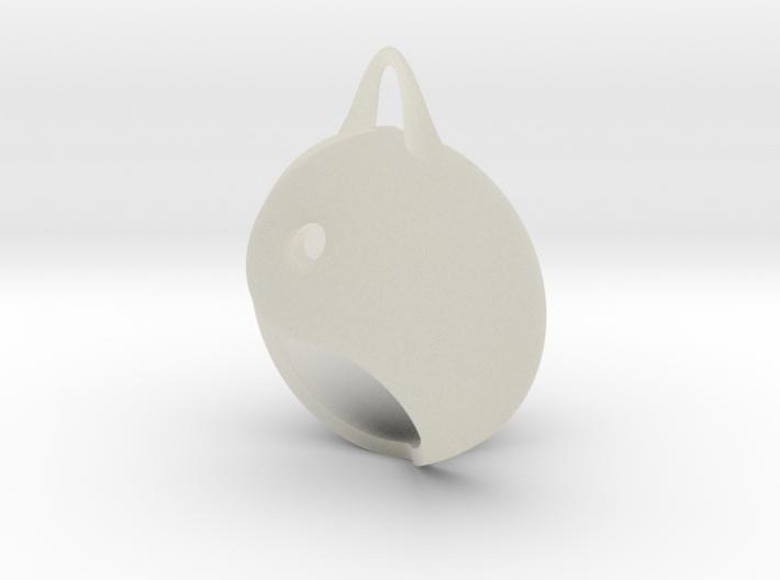 Ying Yang Ball 3d printed