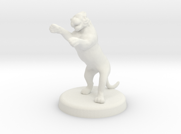 Cora Faral (Tigress - Feral State) 3d printed