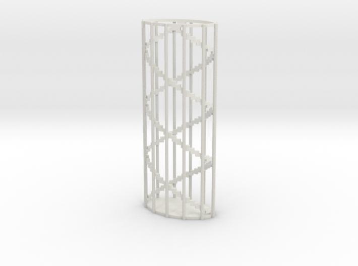 Flicka 1.2 Stairs 3d printed