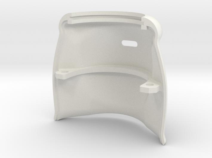 LHL-Upper Shell 3d printed