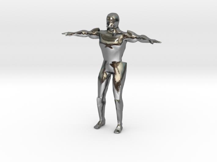 first Human 3d printed
