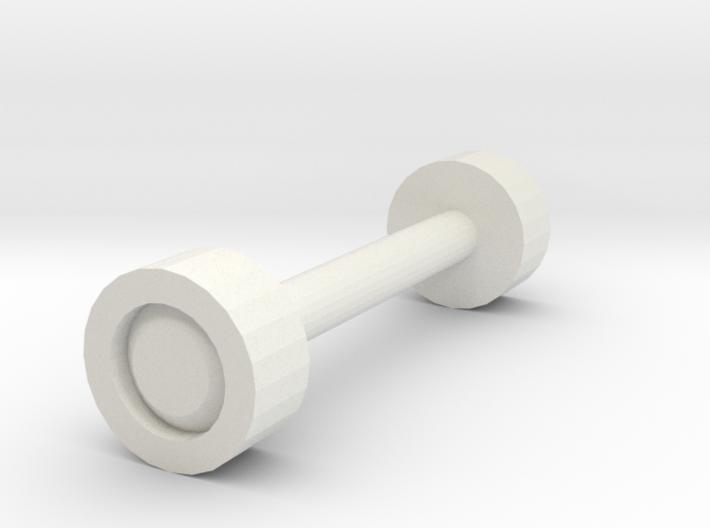 Wheel_test Wheel 3d printed