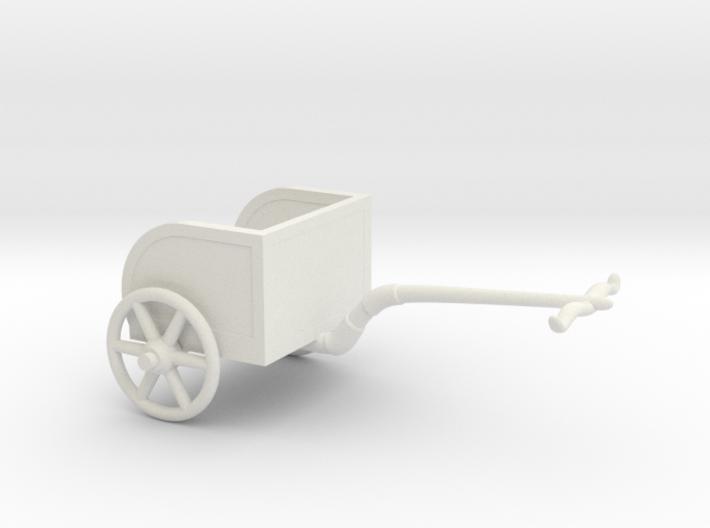 Hittite Heavy Chariot 3d printed
