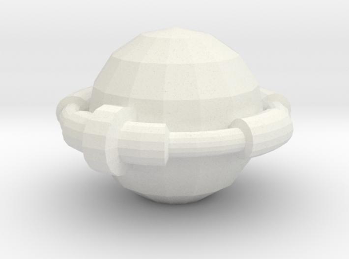RingBall 3d printed