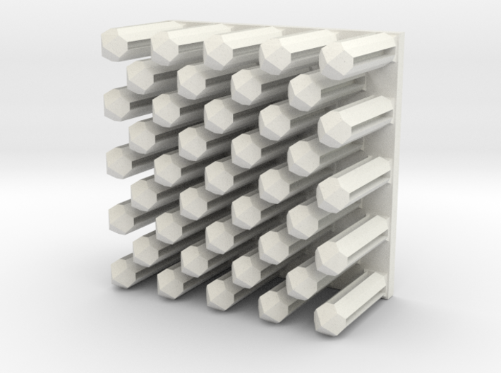Pins 3d printed