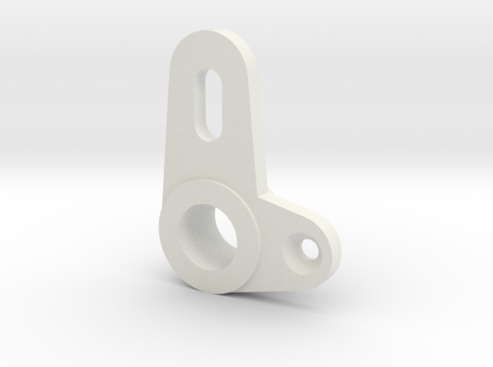 F2007 Steering knuckle with 8.2 mm axel 3d printed