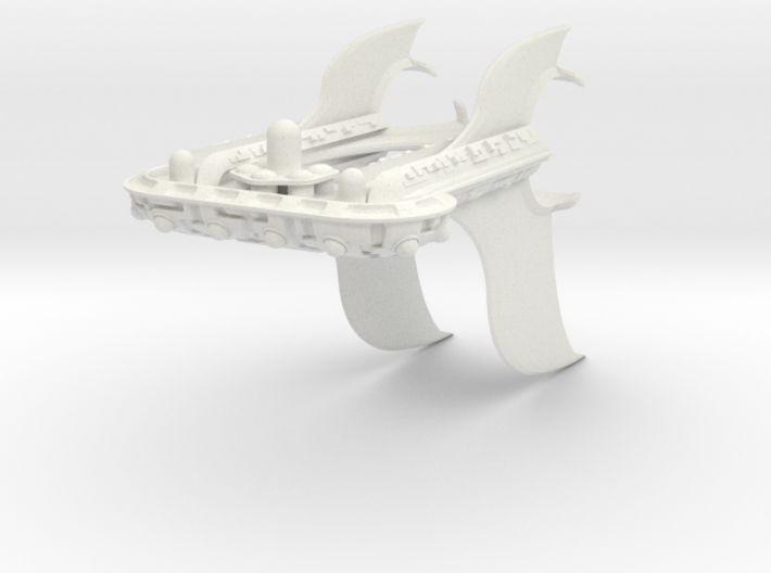 M-Ships Faction 3 Cruiser 3d printed