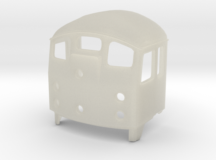 Class 24 cab 1/32 3d printed