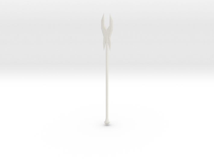 Deadly Spear 3d printed