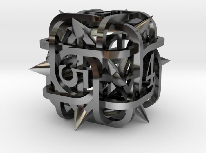 Thorn d6 3d printed