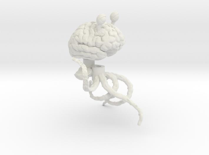Brain, Medium 3d printed