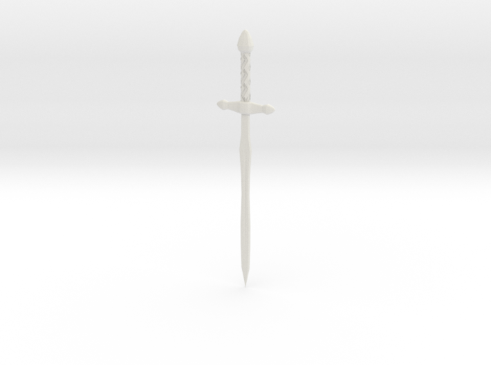Letter opener 3d printed