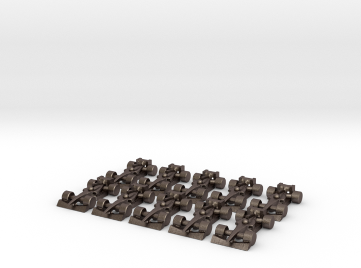 Formula 1 Miniatures - 2011 3d printed