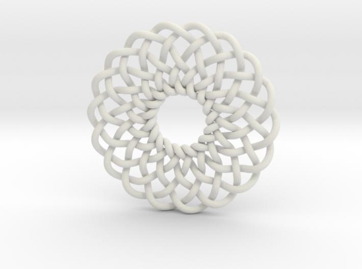 Celtic Knots 02 3d printed