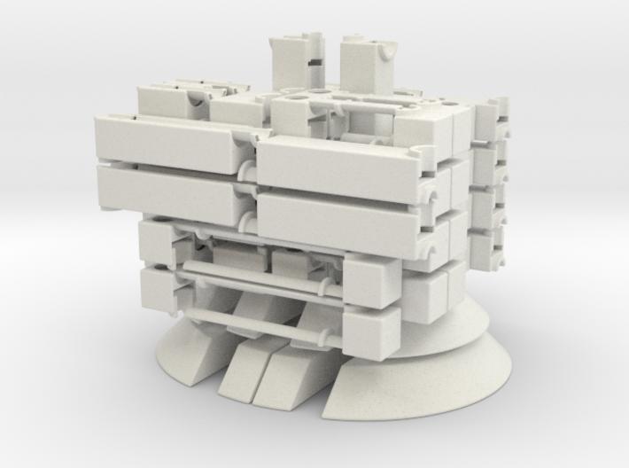 Twisty Tree 3d printed