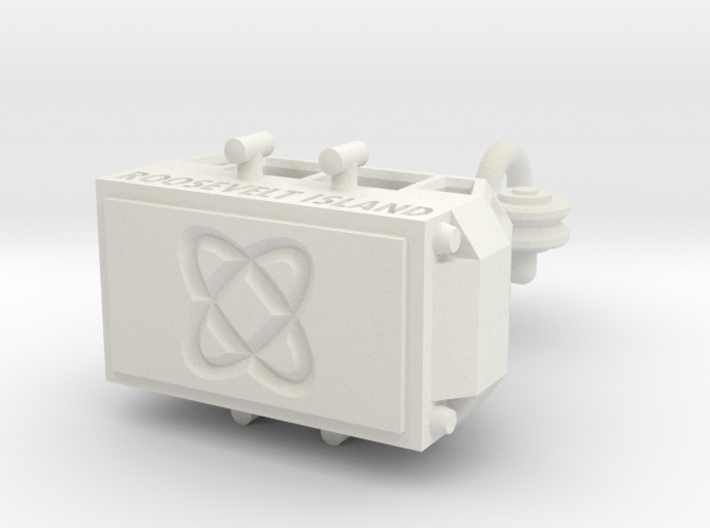 The Old Roosevelt Island Tram #4 (25%) 3d printed