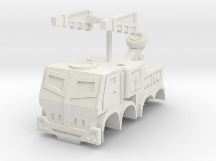 Smaller Hoist Altmode 3d printed