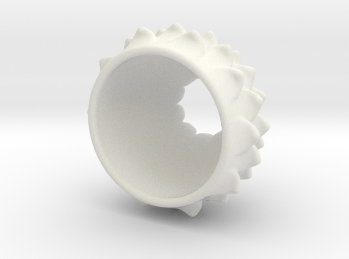 Thistle Tea Light Cover 3d printed