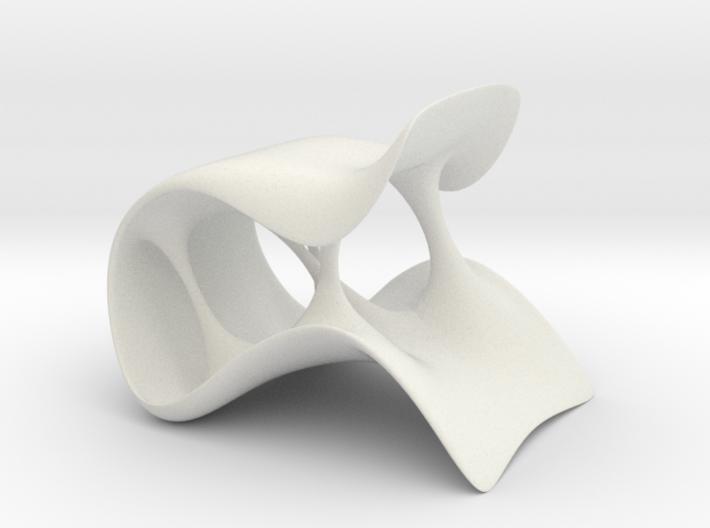 streach chair 3d printed