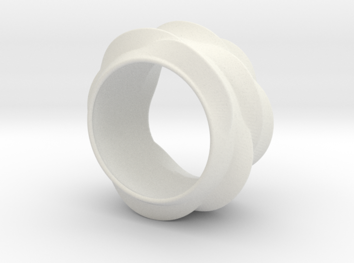 Tree-Ear Light Ring (thinner) 3d printed