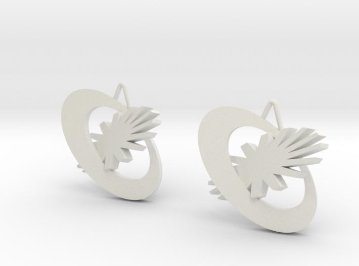 pendant4 3d printed