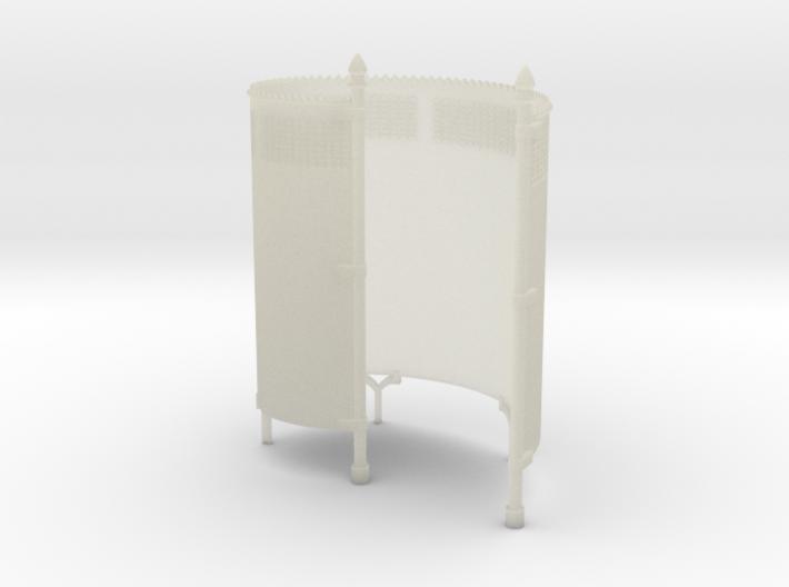 urinoir_buitenzijde 3d printed