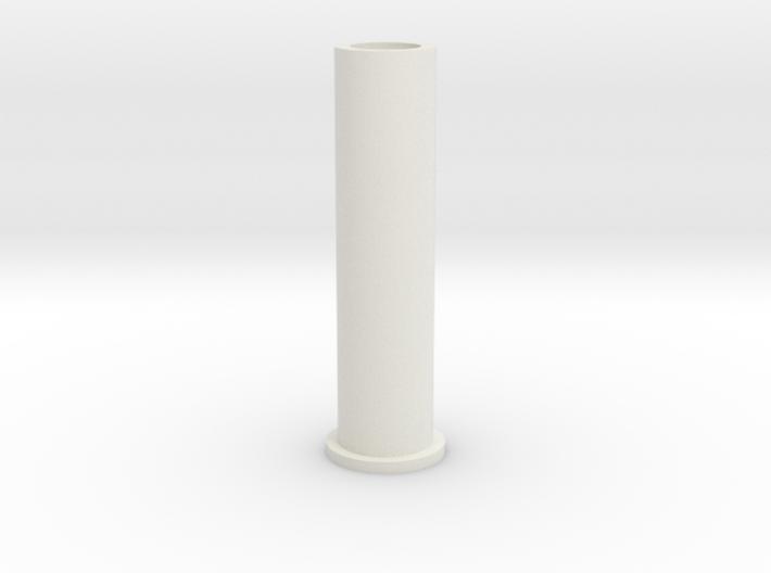 Mini Heptagonal Domino Pin (Print 1) 3d printed