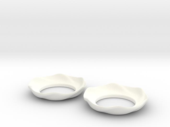 Bobeche (candle cuff) Mk2 3d printed
