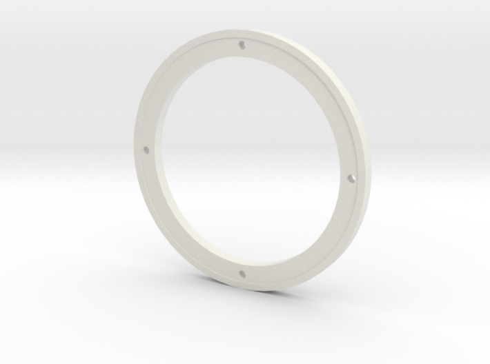 subwoofer ring hol 3d printed