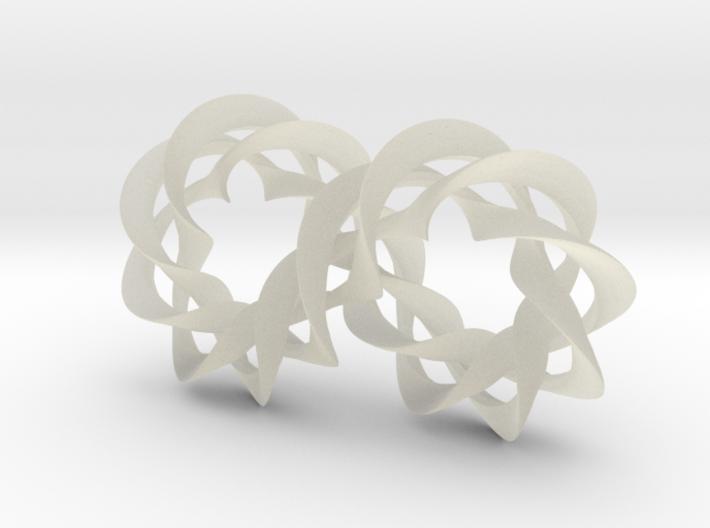 Spiralling Infinity 3d printed