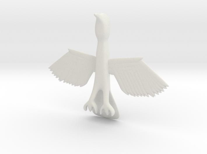 Big Bird 3d printed