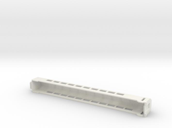 Railjet Economy Endwagen 3d printed