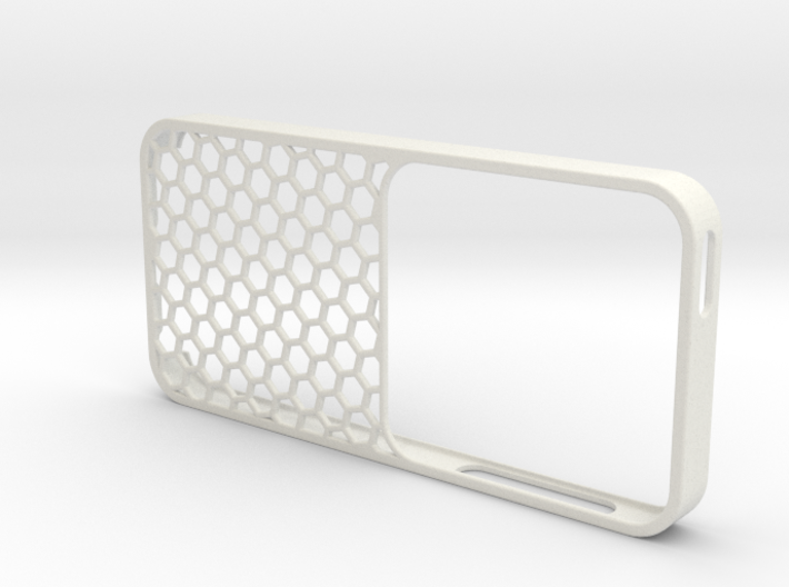 50/50 case for iPhone 5/5s 3d printed